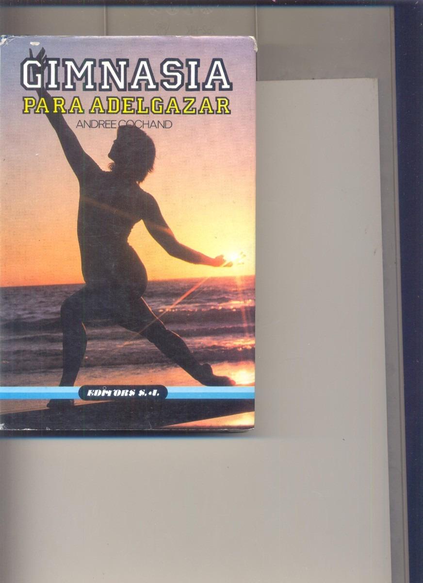 libro gimnasia para adelgazar en mercado libre
