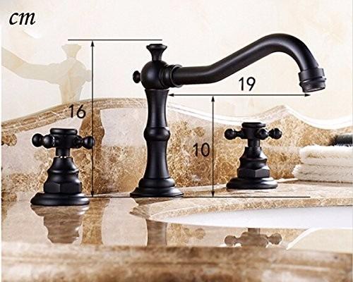 Griferia Baño Antiguo: Baño Grifo Lavabo Estilo Antiguo Bronce – $ 2,09895 en Mercado Libre
