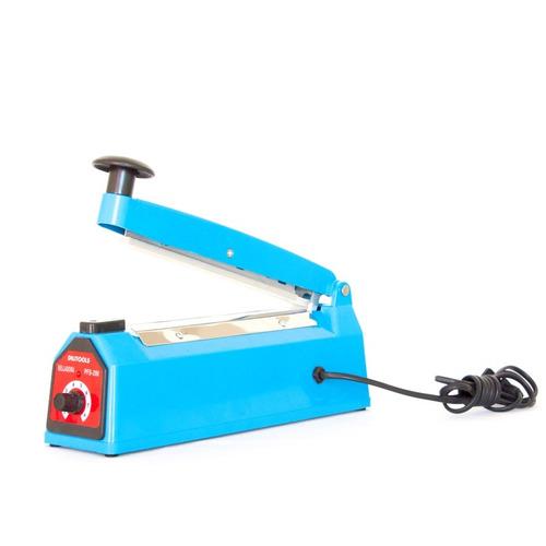 maquina selladora de bolsas de 20cm sella cualquier plastico