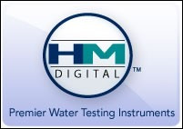 medidor de ph y temperatura hm digital ph metro con atc
