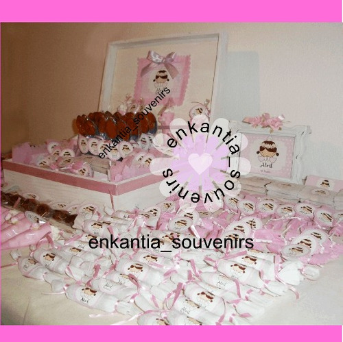 mesa de dulces bautizo comunion bodas xv cumpleaños fiestas