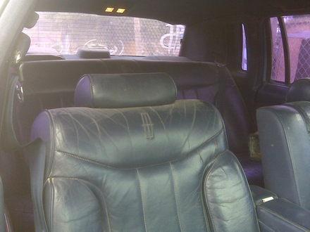 micas luz interior de cortesia lincoln town car 1990 1997 en mercado libre. Black Bedroom Furniture Sets. Home Design Ideas