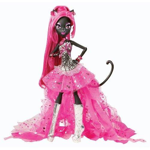 monster high catty noir doll