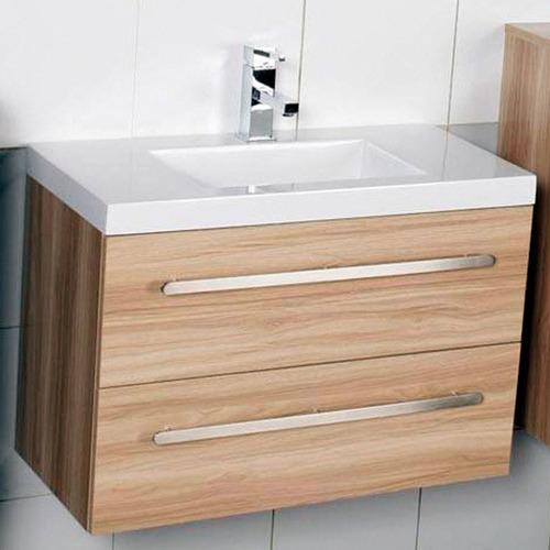 Mueble Para Baño Castel Cordoba 90 Blanco - $ 8,046.00 en Mercado Libre
