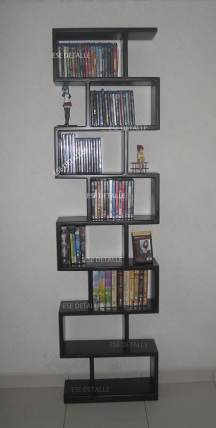 Mueble para pel culas cd s o libros peque os 3 - Muebles para cd ...