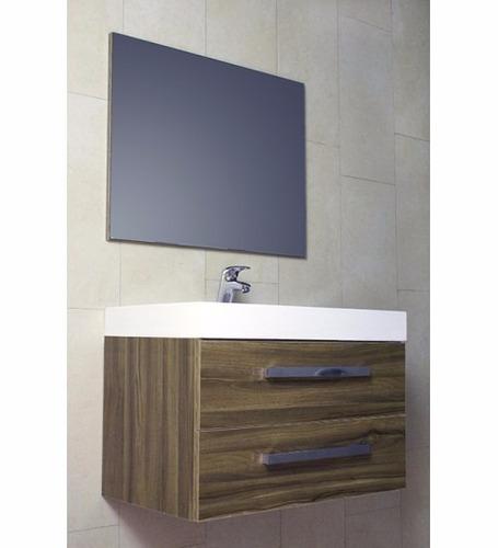 Muebles Para Baño Castel:Muebles Para Baños Lavabo Espejo Lugo 75 Castel – $ 7,31500 en