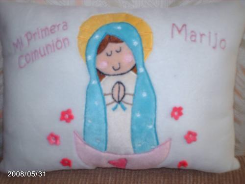 originales recuerdos para primera comunión de  niña