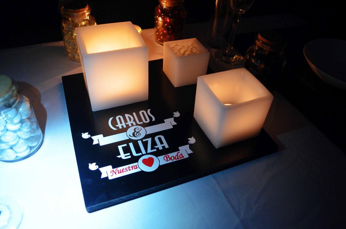 Centro de mesa para boda aluzza 1 en mercado libre - Precios de centros de mesa para boda ...