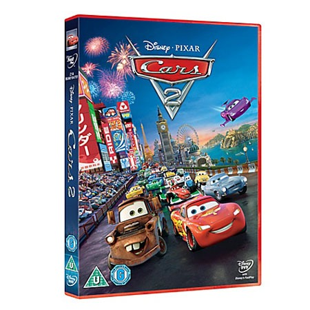 pelicula original disney pixar cars 1 o cars 2 formato dvd en mercado libre. Black Bedroom Furniture Sets. Home Design Ideas