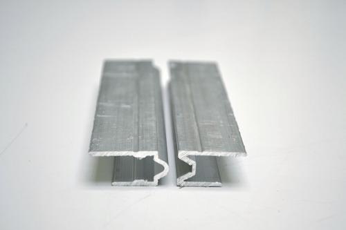 Perfil de aluminio hembra macho para fabricar estuches - Perfiles de aluminio precios ...