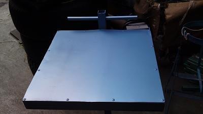 presecador de 40cm por 40cm resistencia de acero inoxidable