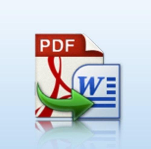 programa para convertir pdf a word
