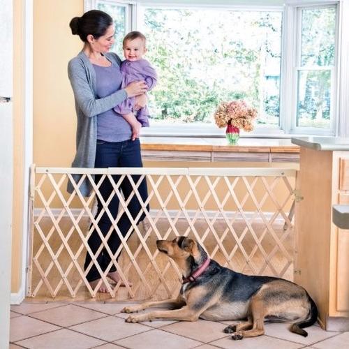 Reja seguridad ni os bloqueo puerta seguro evenflo for Puerta seguridad ninos