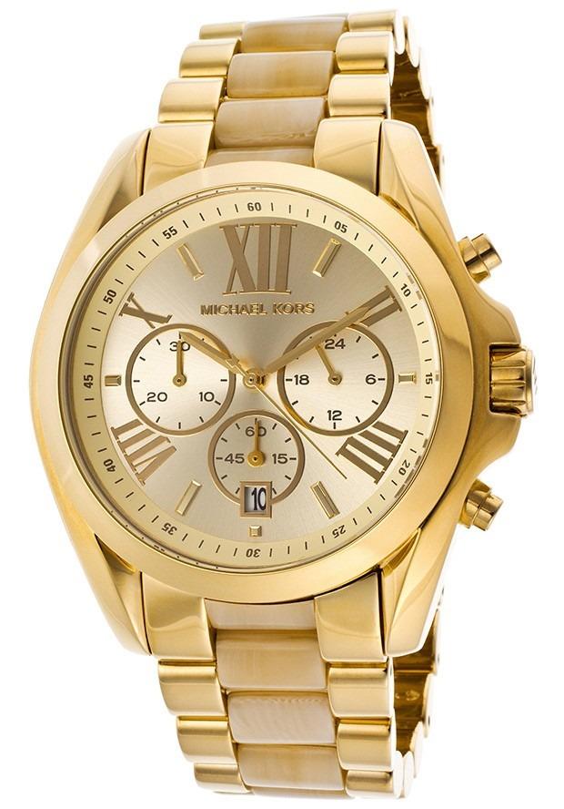 reloj michael kors dama dorado vanilla bedford bag db8fa30396a0