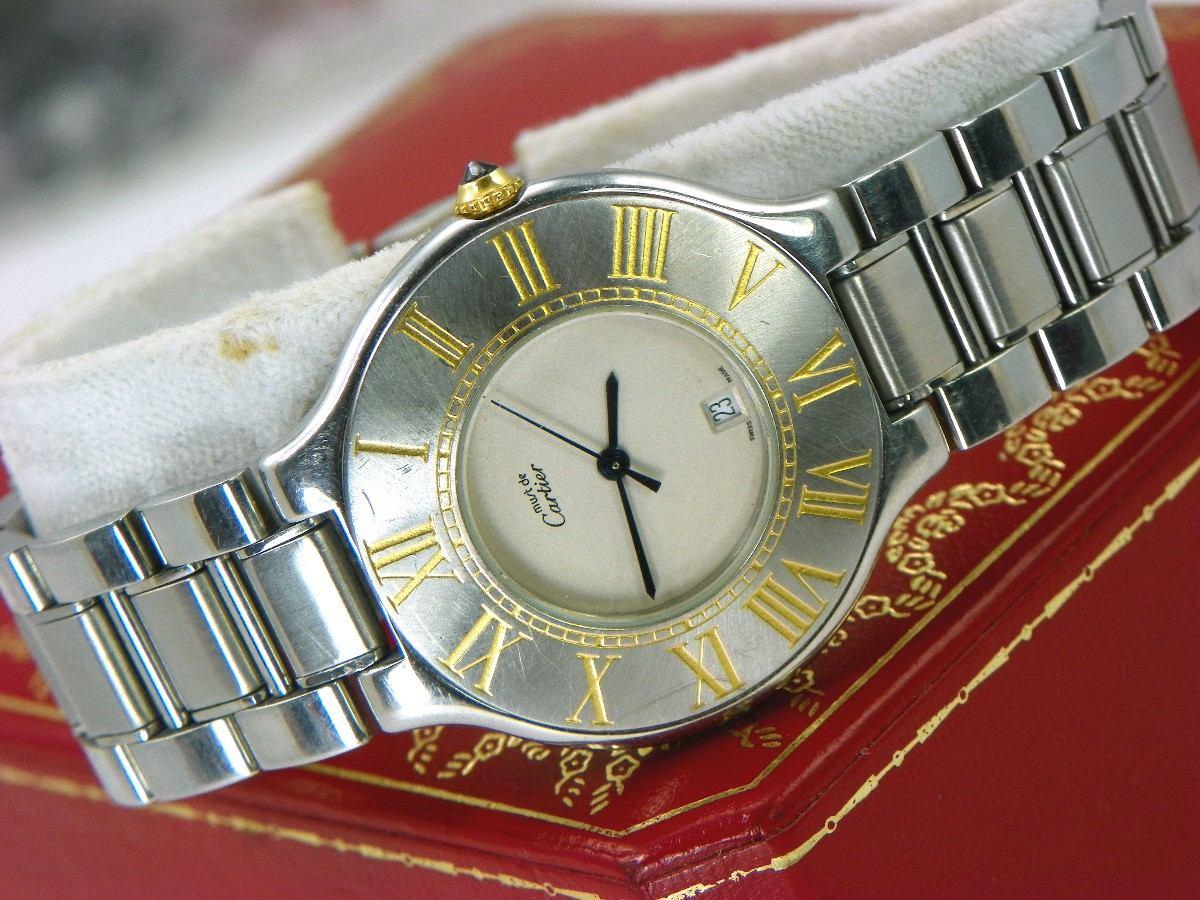 reloj cartier siglo 21 hombre precio