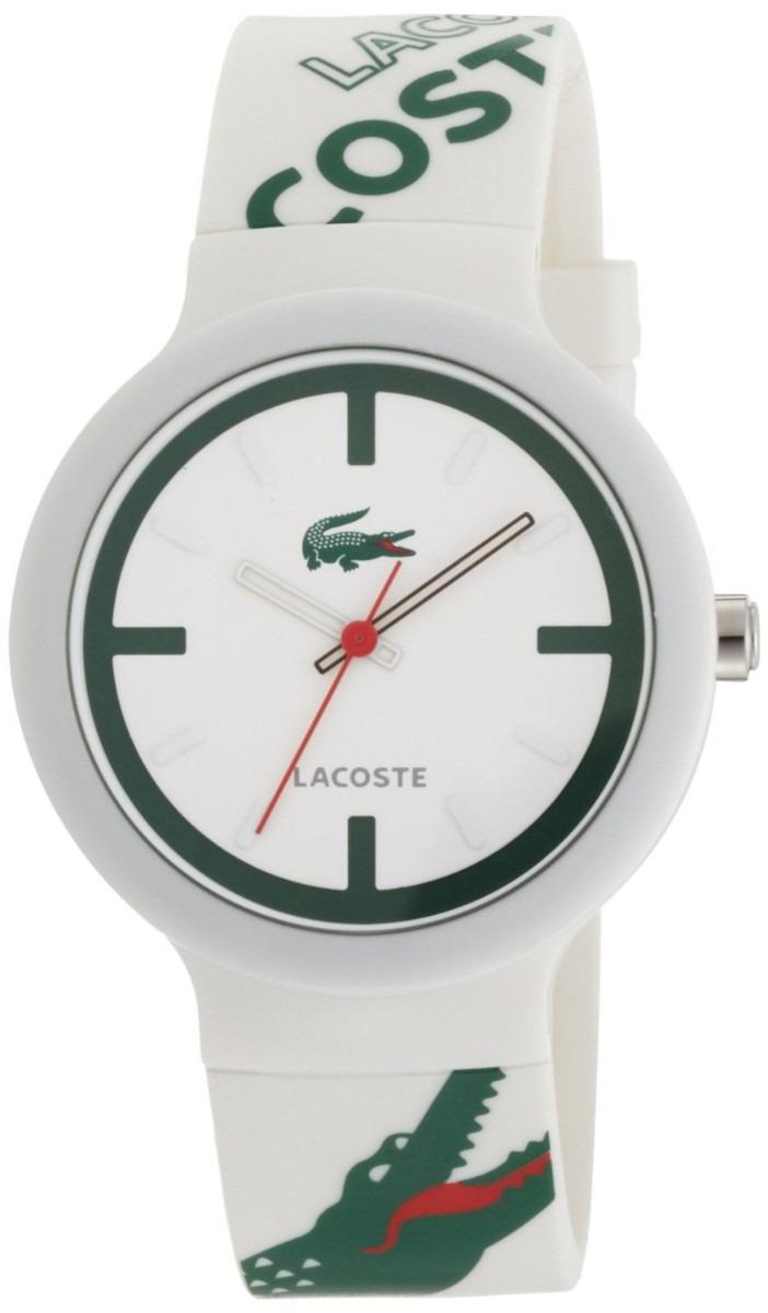 8bcb546918fa reloj lacoste verde