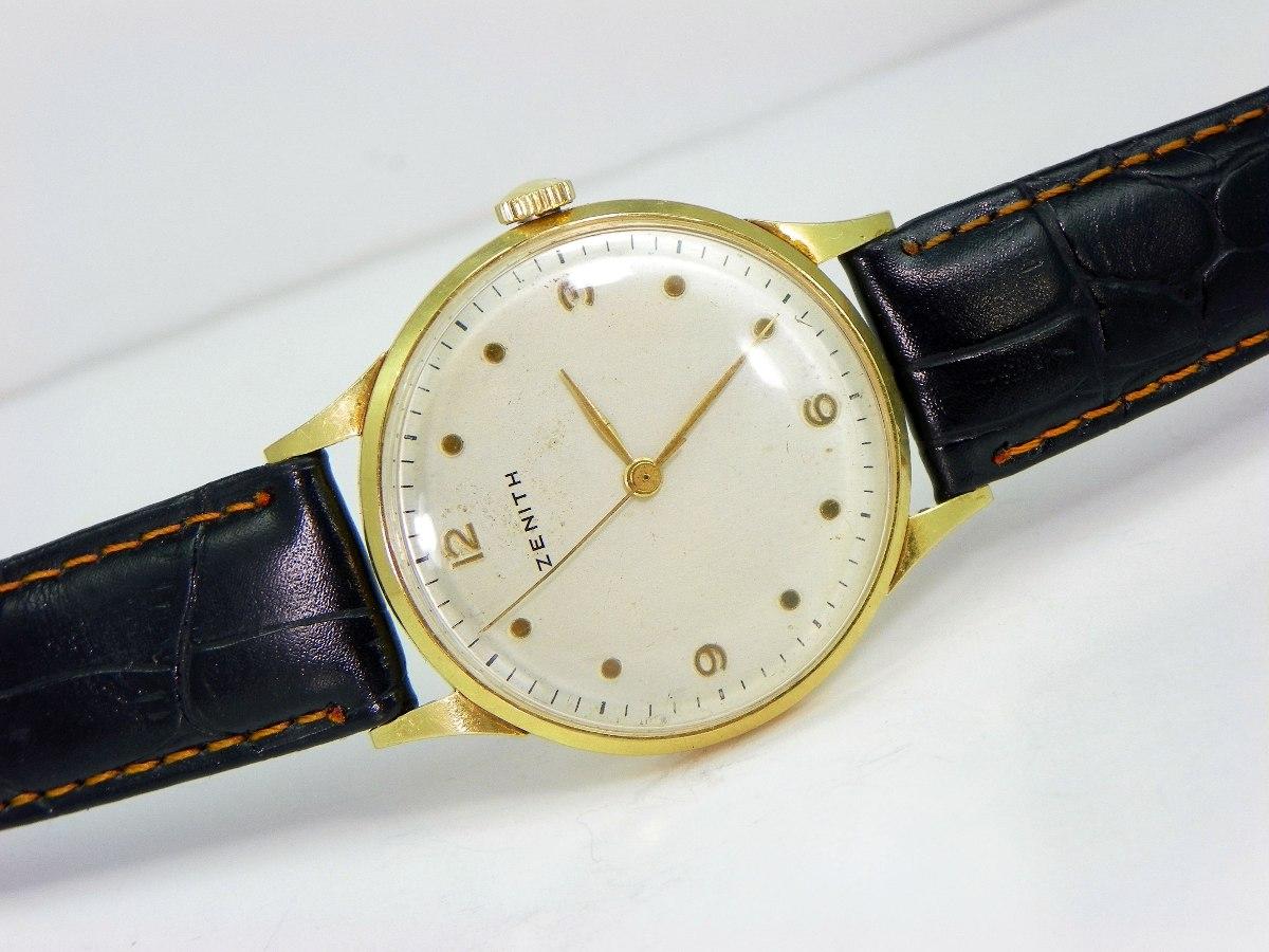 Reloj Zenith Vintage