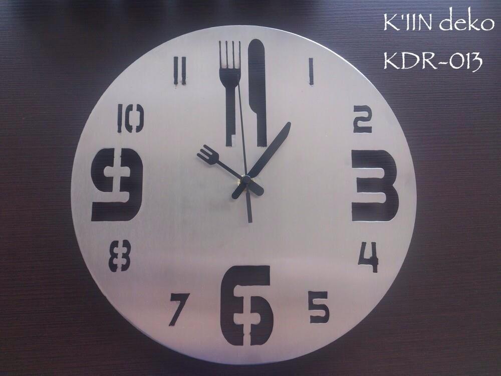 Relojes minimalistas de pared para cocina k 39 iin deko - Reloj de pared para cocina ...