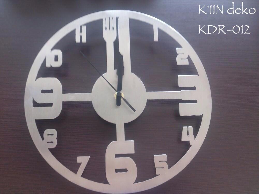 Relojes minimalistas de pared para cocina k 39 iin deko - Relojes pared cocina ...