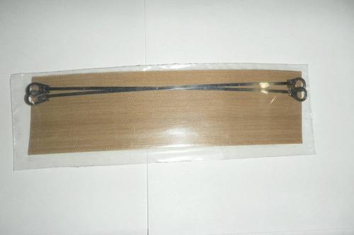 selladora electrica de impulso 20cm con 6 juegos de repuesto