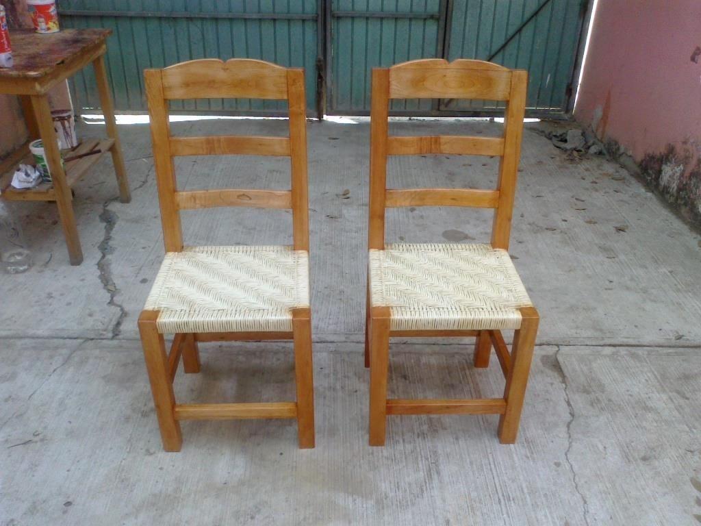 Muebles de cedro en huejutla hidalgo for Sillas para iglesia en madera