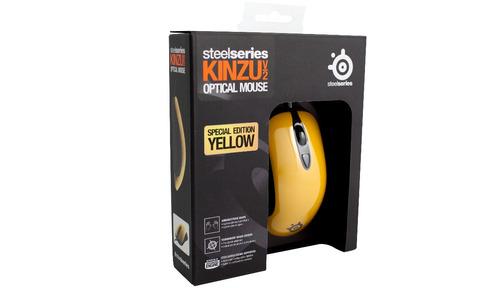 steelseries kinzu v2 optical special edition amarillo