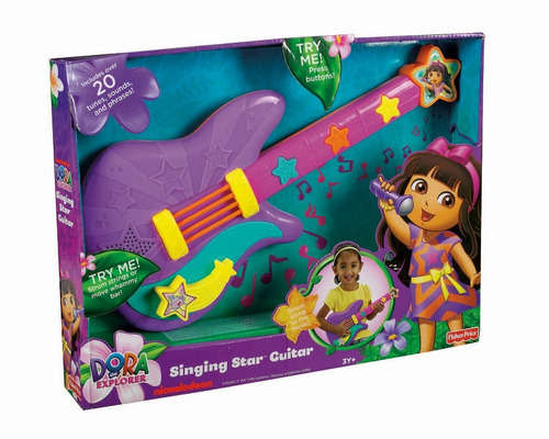 Tb dora la exploradora fisher price dora singing star - Cocina dora la exploradora fisher price ...