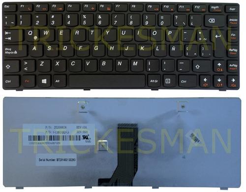 teclado lenovo g480 g480a g485 b590 pm0