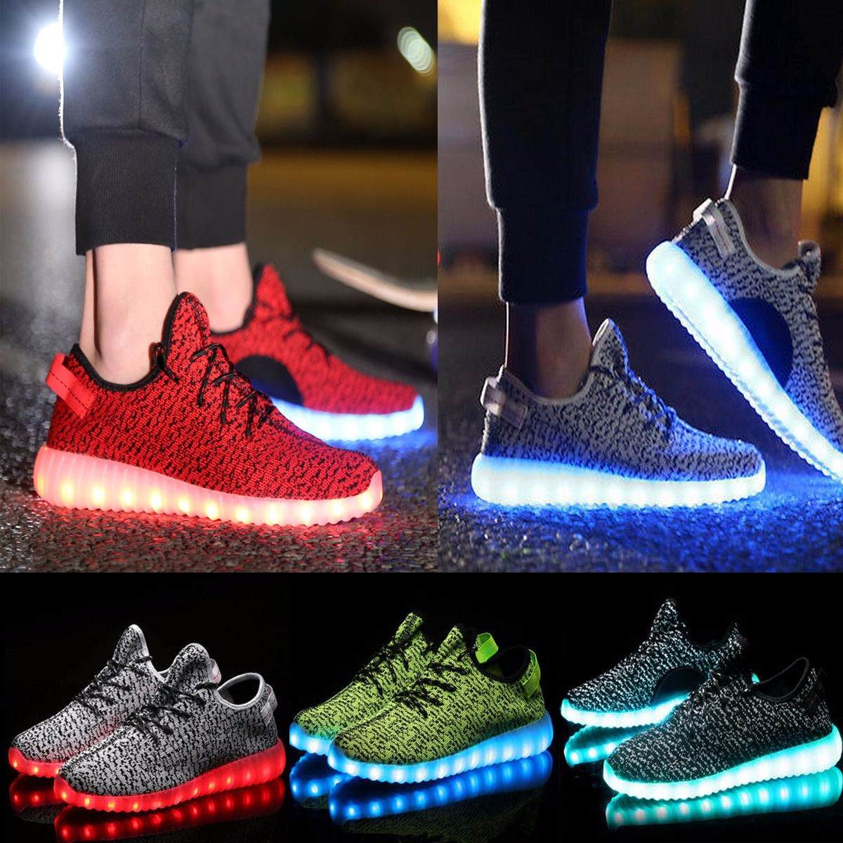 f52d49755 zapatillas nike luces led