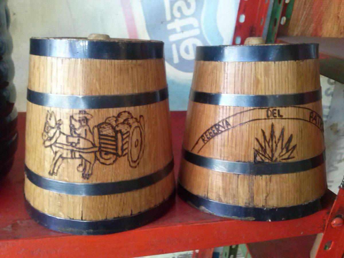 Tequileros barricas artesania muebles de barril for Muebles artesania