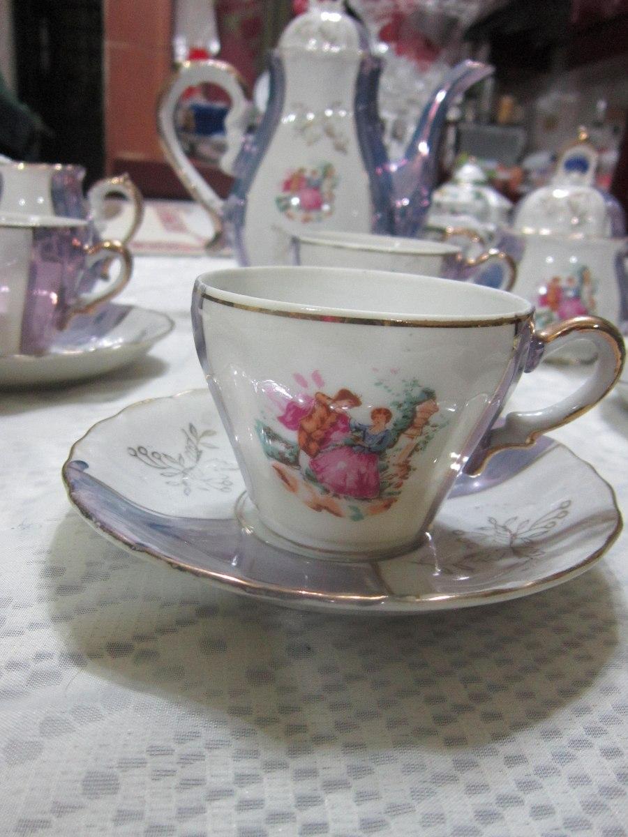Vajilla de porcelana vintage de los 60 completa 1 700 - Vajilla de porcelana ...