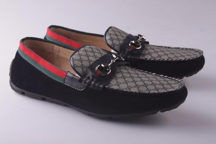 327a003a96db0 Zapatillas Blancas Gucci Para Hombres