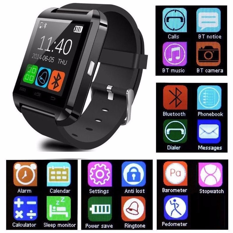 iphone compatible smartwatch smart reloj inteligente compatible iphone y android 11763